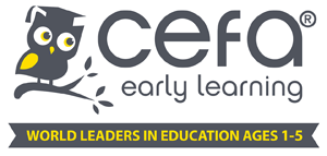 CEFA Early Learning Home Run Sponsor